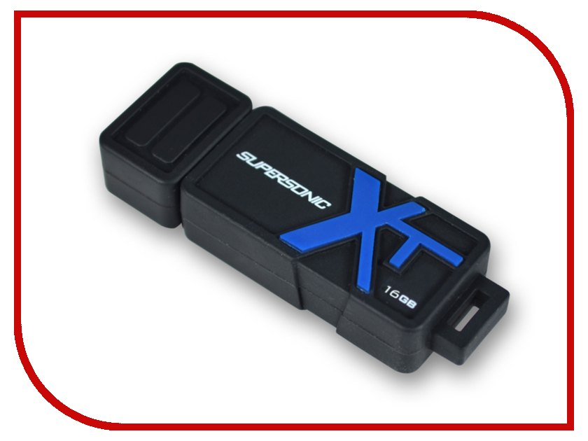 USB Flash Drive 16Gb - Patriot Memory PEF16GSBUSB<br>