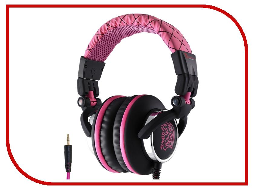 Наушники Tt eSports Chao Dracco HT-DRA007OEPK Pink<br>
