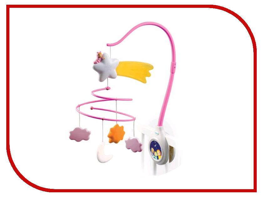 Музыкальный мобиль Smoby Муз. каруселька на кроватку 211338
