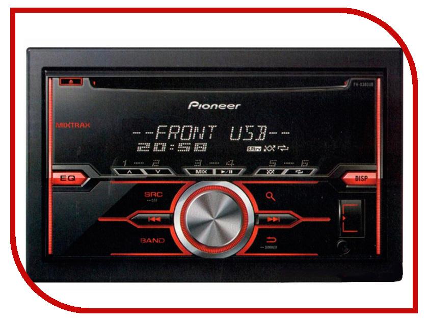 Автомагнитола Pioneer Flash MVH-S100UBG