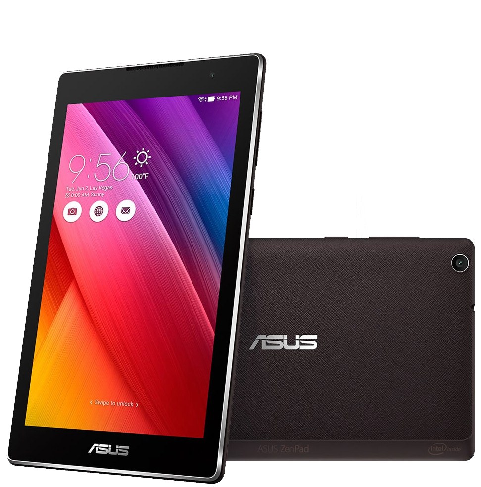 Планшет ASUS ZenPad Z170MG-1A005A Black 90NP0011-M00070 MTK8382 1.3 GHz/1024Mb/8Gb/Wi-Fi/3G/Bluetooth/Cam/7.0/1024x600/Android