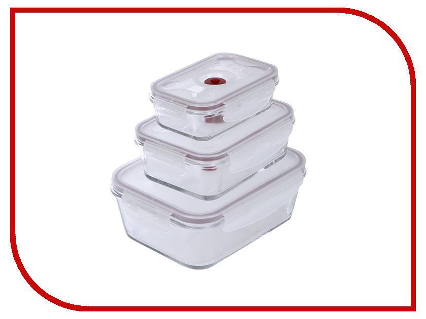 Аксессуар Redmond RAM-VS1 - Набор вакуумных контейнеров<br>