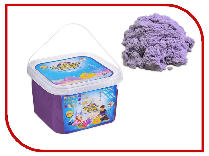 Набор для лепки Космический песок 3кг Lilac