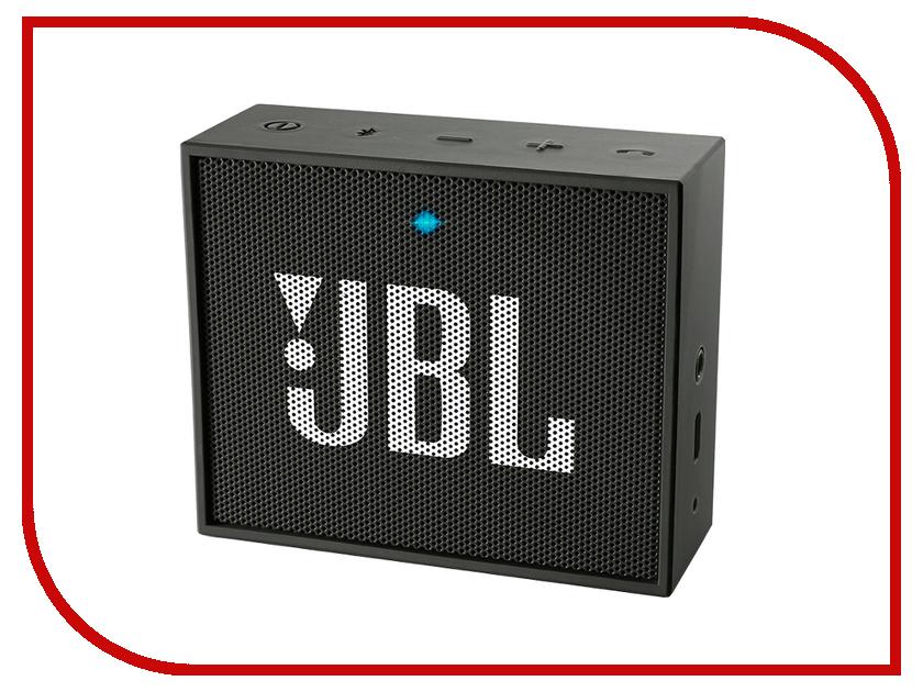 Колонка JBL Go Black цена