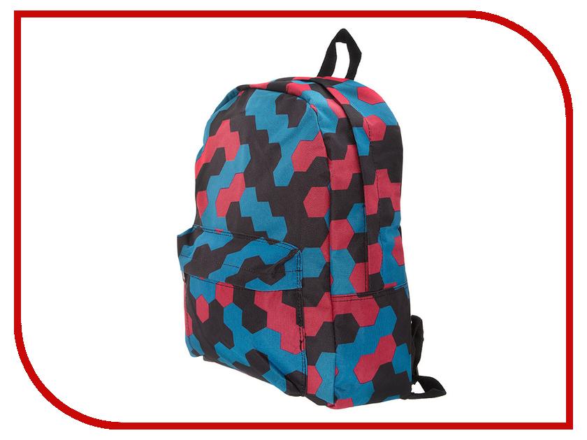 Рюкзак 3D Bags Мозаика 3DBC329 В ассортименте школьные рюкзаки 3d bags рюкзак мозаика синяя