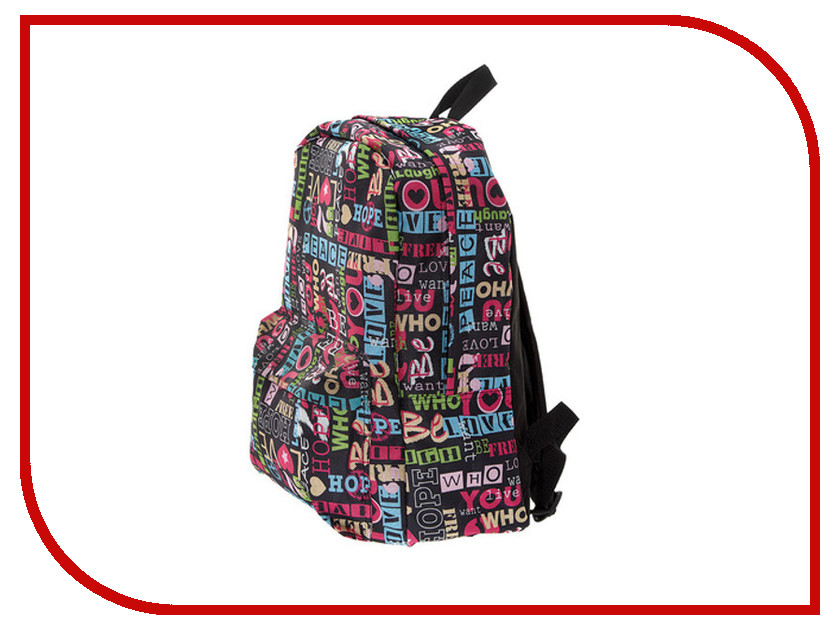 Рюкзак 3D Bags Хиппи 3DBC492 В ассортименте