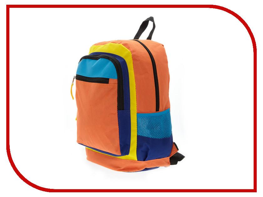 Рюкзак 3D Bags Оранжевое настроение Orange-Blue 3DHM251