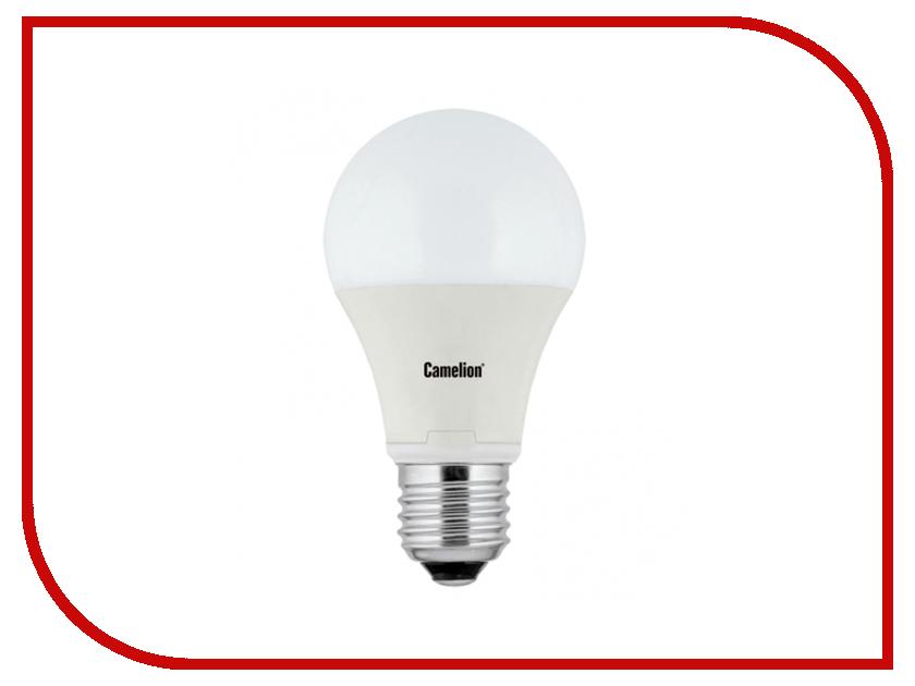 Лампочка Camelion A60 10.5W 220V E27 3000K LED10.5-A60/830/E27<br>