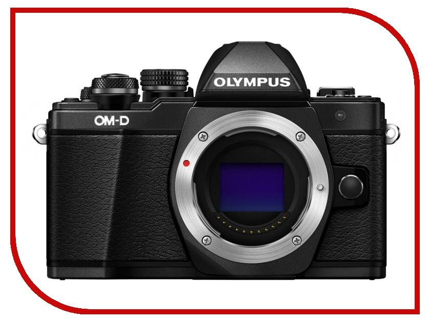 Zakazat.ru: Фотоаппарат Olympus OM-D E-M10 Mark II Body Black