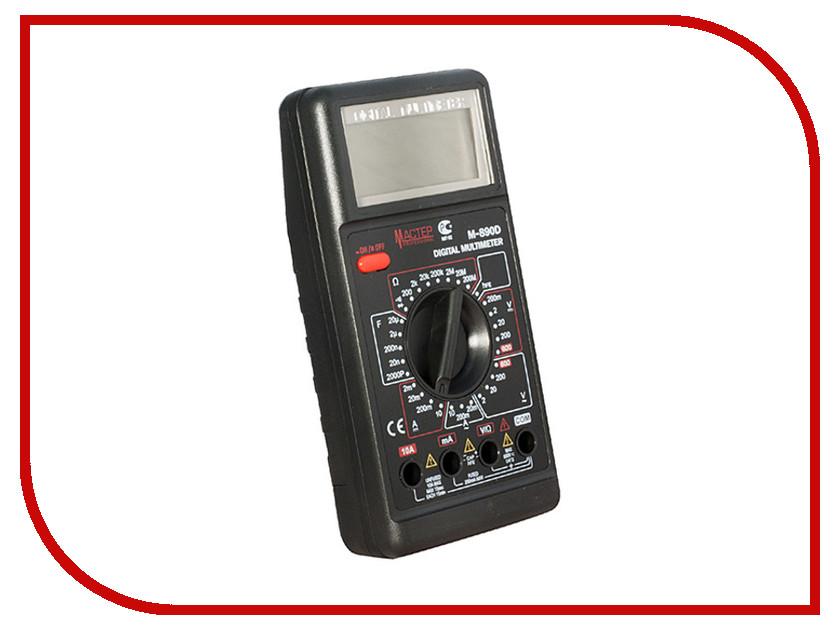 Мультиметр Мастер Professional M890D<br>