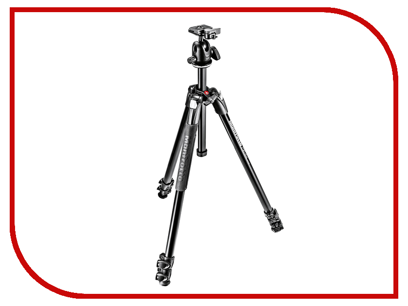 Штатив Manfrotto MK290XTA3-BH with 577 mvmxproa4577 manfrotto