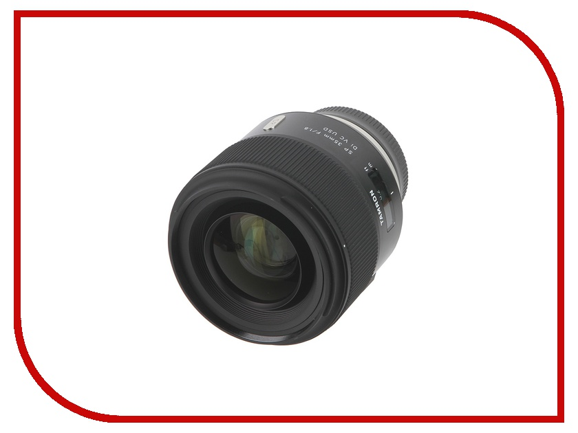 Объектив Tamron Nikon SP AF 35 mm F/1.8 Di VC USD объектив tamron sony minolta sp af 24 70 mm f 2 8 di usd