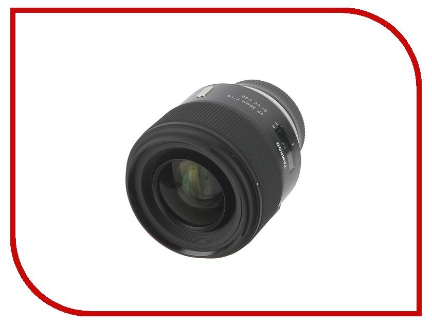 Объектив Tamron Nikon SP AF 35 mm F/1.8 Di VC USD объектив для фотоаппарата tamron объектив sp af 90мм f 2 8 di макро vc usd для nikon f017n