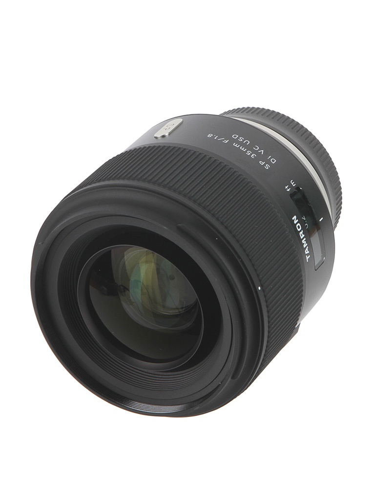 лучшая цена Объектив Tamron Nikon SP AF 35 mm F/1.8 Di VC USD
