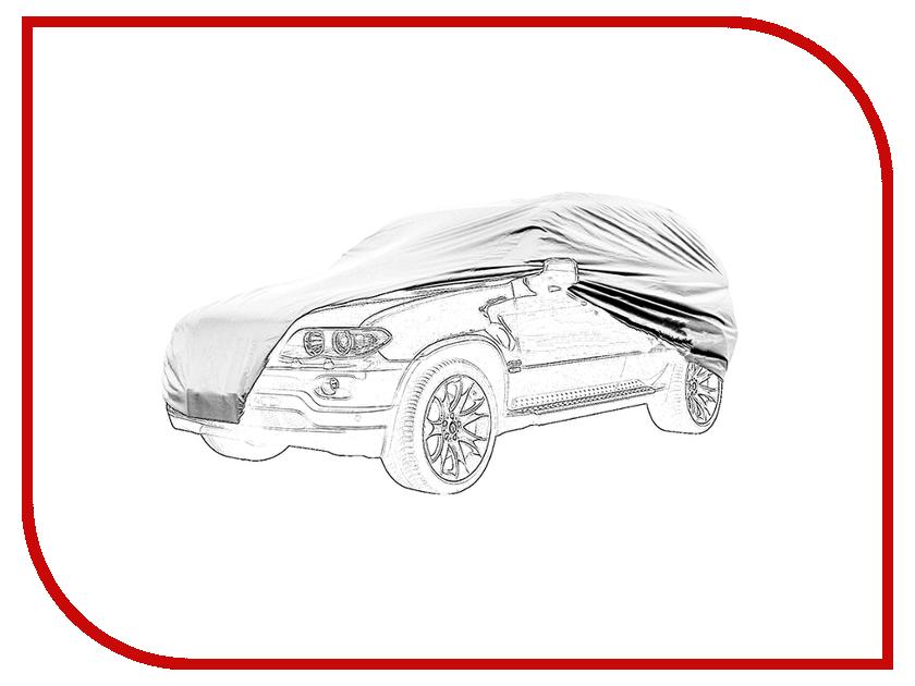Тент AutoStandart 102109 Silver размер L - для внедорожника