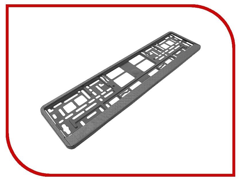 Аксессуар AutoStandart 102606 - Рамка под номерной знак<br>
