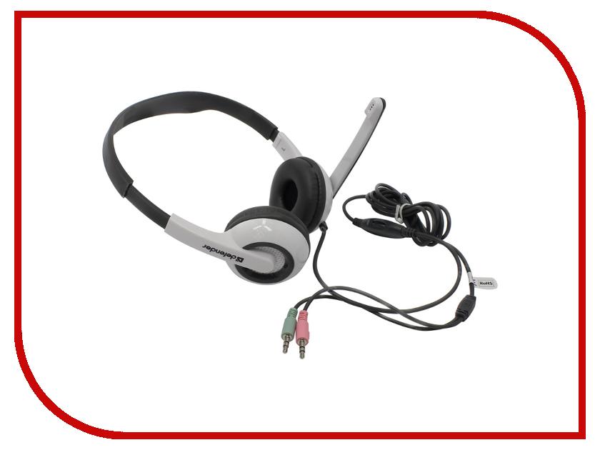 Гарнитура Defender Esprit 055 Grey 63055