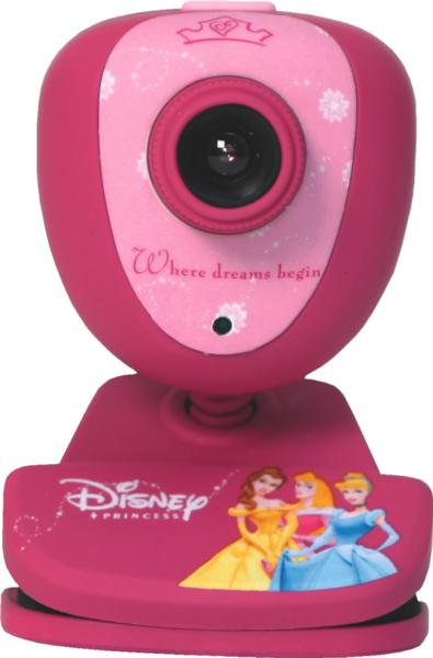 Вебкамера Cirkuit Planet Princess DSY-WC310<br>