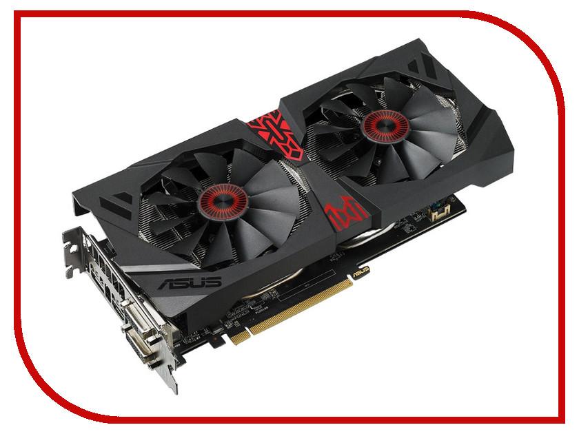 Видеокарта ASUS Radeon R9 380 990Mhz PCI-E 3.0 4096Mb 5500Mhz 256 bit 2xDVI HDMI HDCP STRIX-R9380-DC2OC-4GD5-GAMING