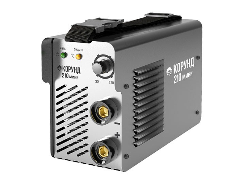 Сварочный аппарат FoxWeld КОРУНД 210 Мини<br>