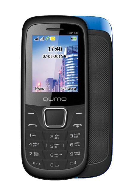 Сотовый телефон Qumo Push 180 Dual<br>