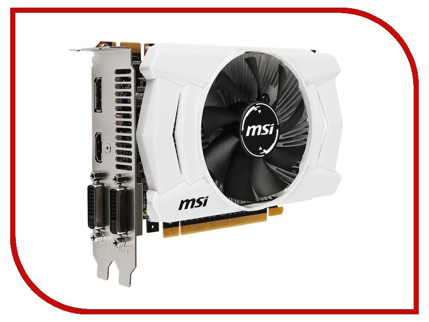 Видеокарта MSI GeForce GTX 950 1076Mhz PCI-E 3.0 2048Mb 6610Mhz 128 bit 2xDVI HDMI HDCP GTX 950 2GD5 OC / GTX 950 2GD5 OCV2