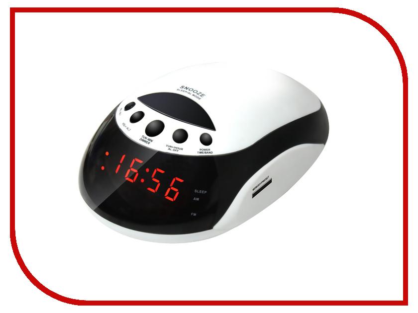 Часы настольные Rolsen CR-160W