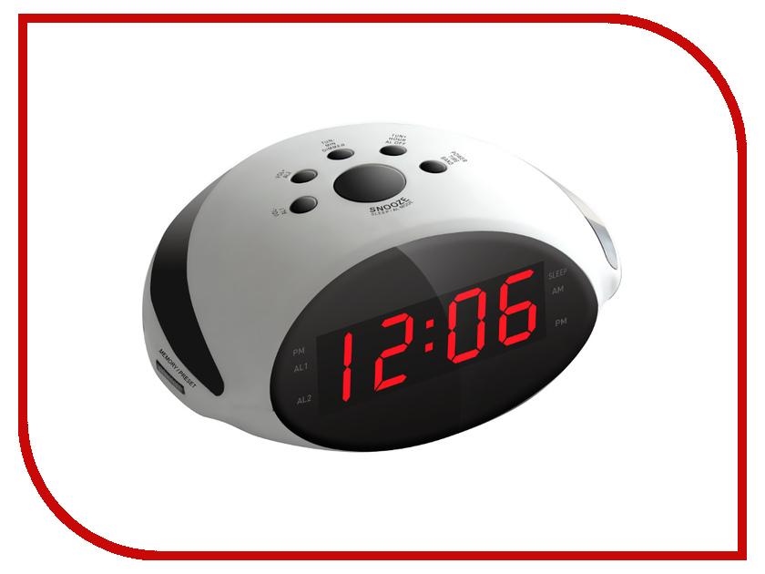 Часы настольные Rolsen CR-170W<br>