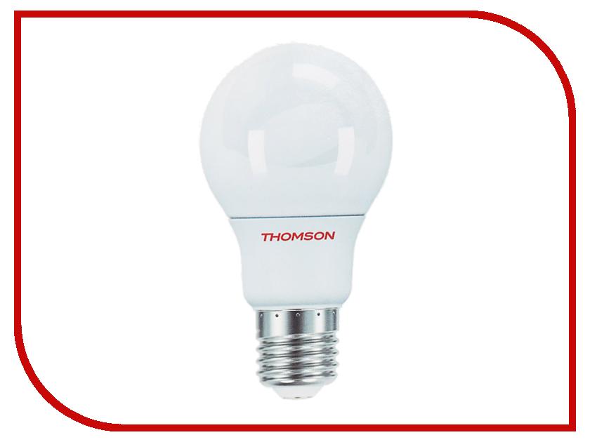 Лампочка Thomson TM-75W-A9 9.5W 3000K 220-240V E27 180242<br>
