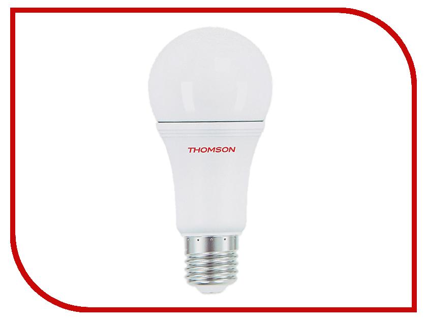 Лампочка Thomson TM-100W-A12 12W 3000K 220-240V E27 180243<br>