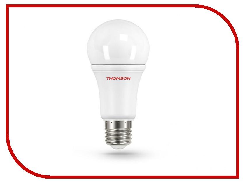 Лампочка Thomson TL-100W-Q1 12W 3000K 100-240V E27 180237 thomson t32d21sh 01b телевизор