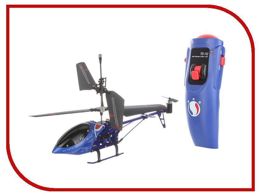Радиоуправляемая игрушка Panawealth Blue Blood dv-197