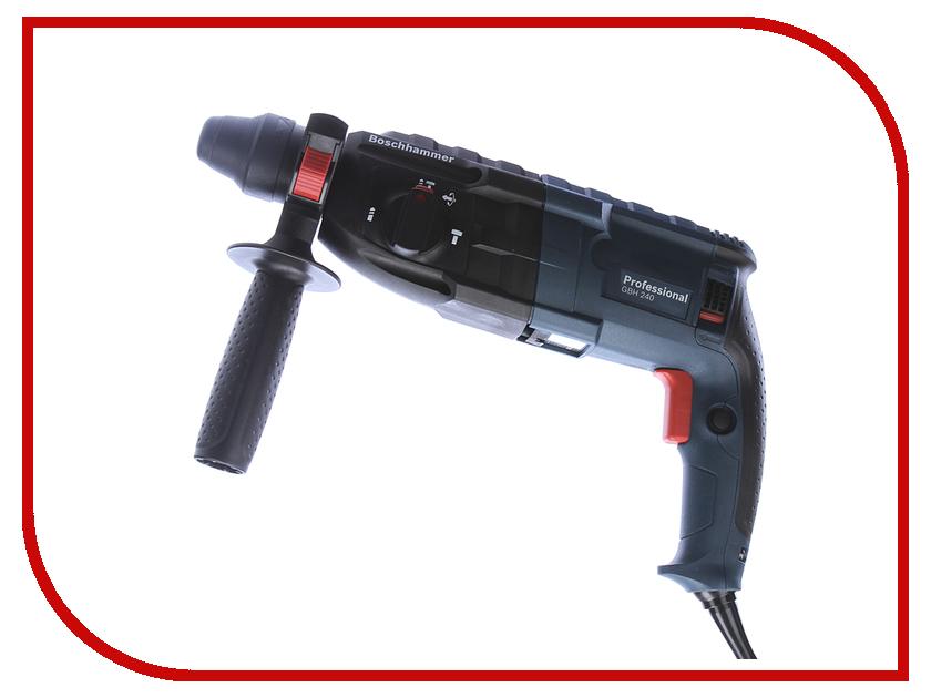 Перфоратор Bosch GBH 2-24 DRE 0611272102 перфоратор bosch gbh 432 dfr 0 611 332 100