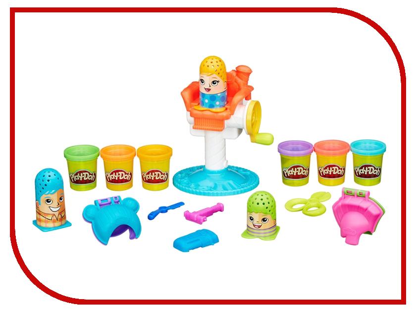 Игрушка Hasbro Play-Doh Сумасшедшие прически B1155 hasbro набор пластилина hasbro play doh цвета и формы