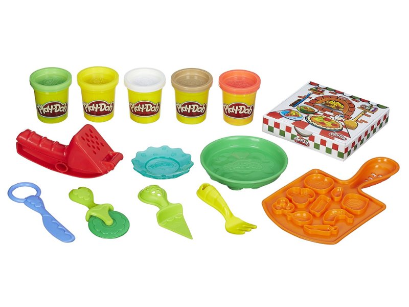 Игрушка Hasbro Play-Doh Пицца B1856