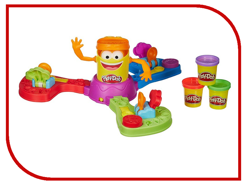 Игрушка Hasbro Play-Doh Other Games A8752121<br>