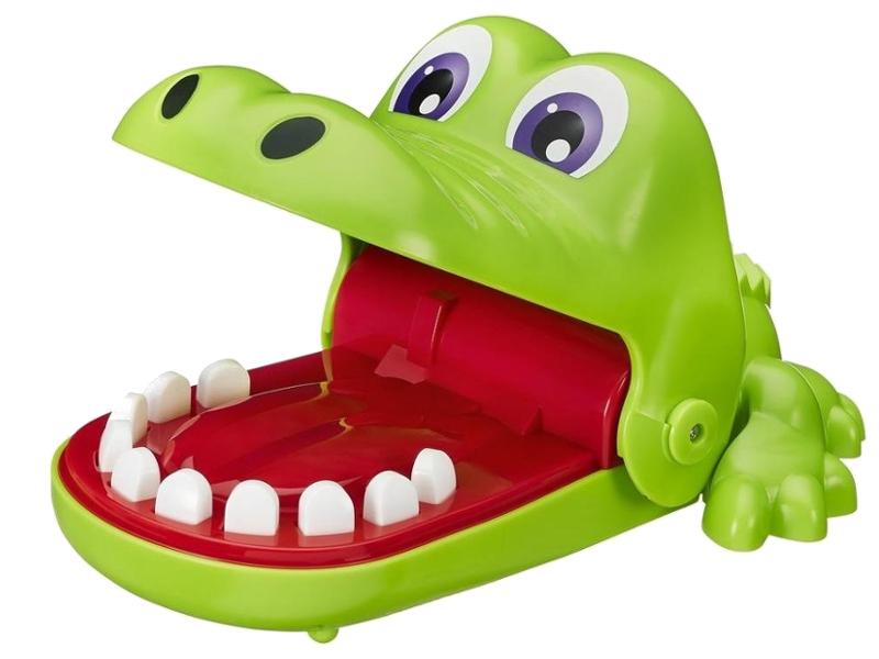Игрушка Hasbro Крокодильчик Дантист B0408