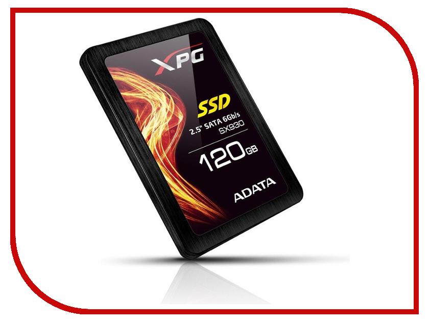 Жесткий диск 120Gb - A-Data XPG SX930 ASX930SS3-120GM-C<br>