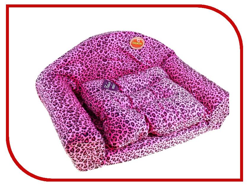 Диван Пижон Люблю тебя Pink Leopard 136139