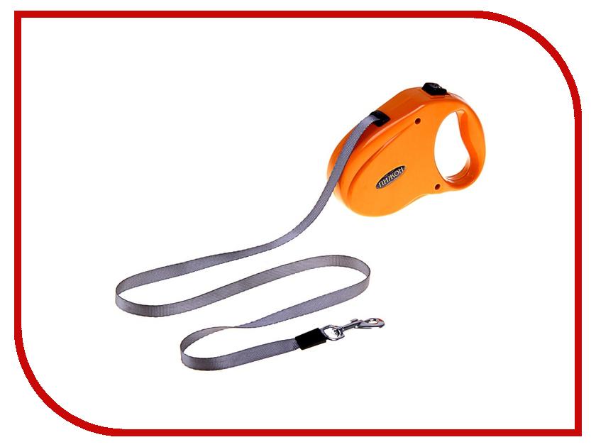 Рулетка Пижон Оранжевая лилия 5м до 25кг 165568