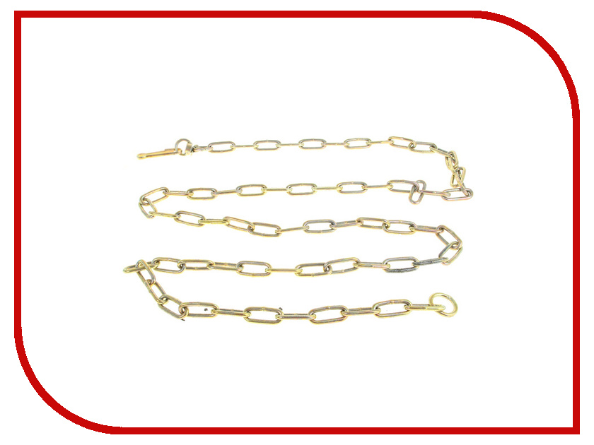 купить Цепь СИМА-ЛЕНД 3м Yellow 1110866 недорого