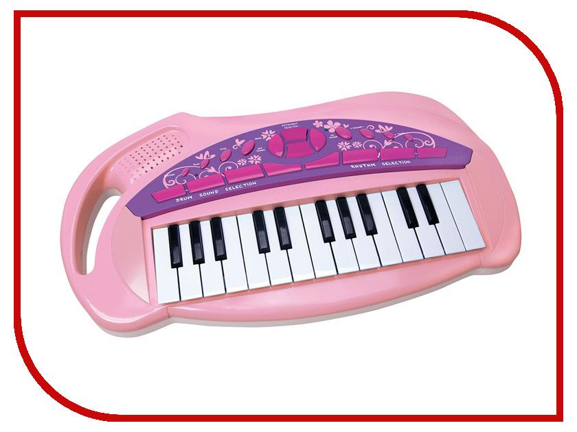 Детский музыкальный инструмент Potex Синтезатор Starz Piano Pink Б48724