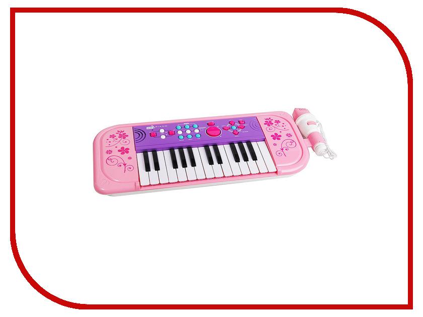 Детский музыкальный инструмент Potex Синтезатор Starz Sing Along Piano Pink Б48723