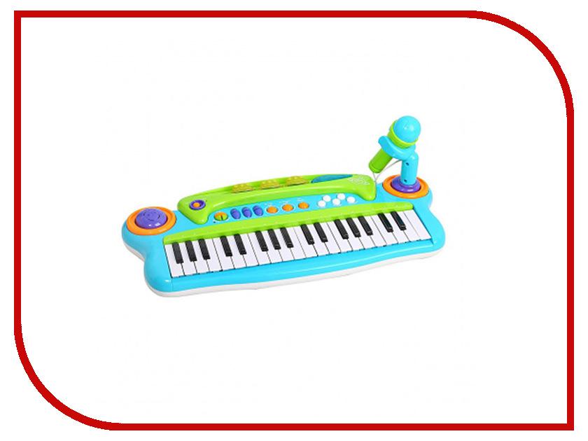 Детский музыкальный инструмент Potex Синтезатор Music Spaceship Б48721