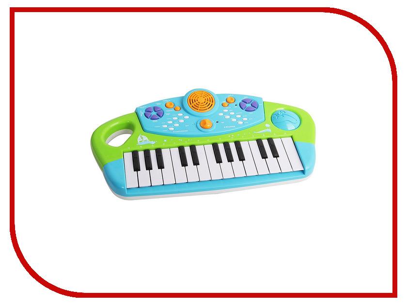 Детский музыкальный инструмент Potex Синтезатор Summer Piano Б40286