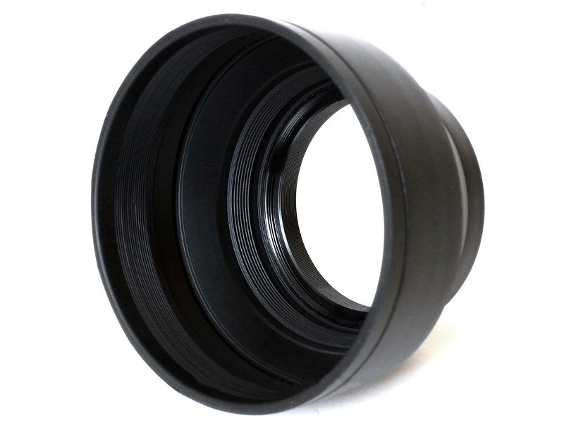Бленда 49mm - Matin M-5920 Multi Rubber Lens Hood<br>