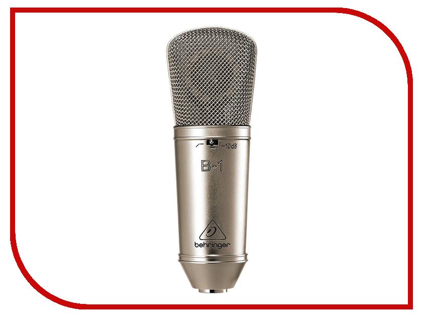 Микрофон Behringer B-1 студийный микрофон behringer c 3 studio condenser microphone