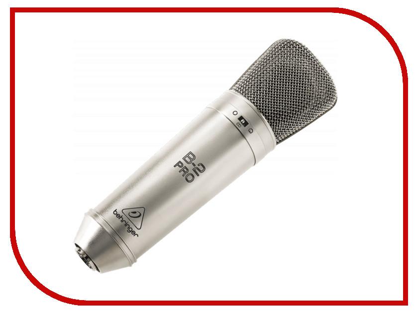 Микрофон Behringer B-2 PRO<br>