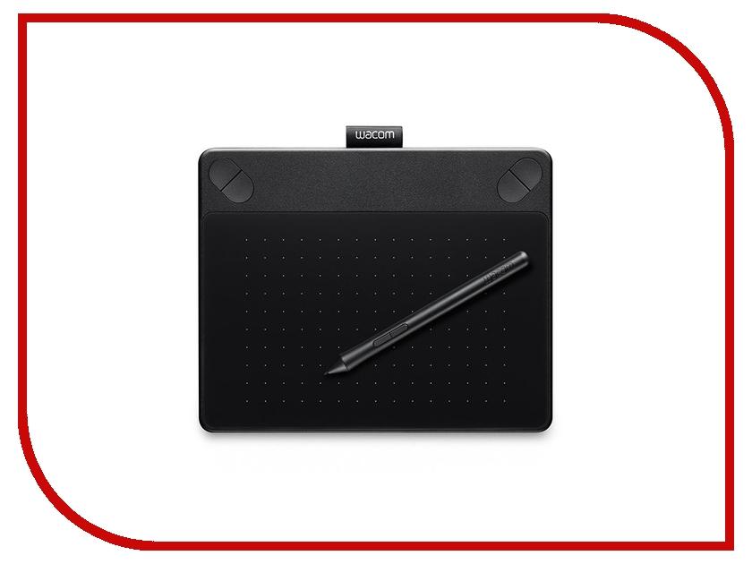 Графический планшет Wacom Intuos Comic PT S Black CTH-490CK-N