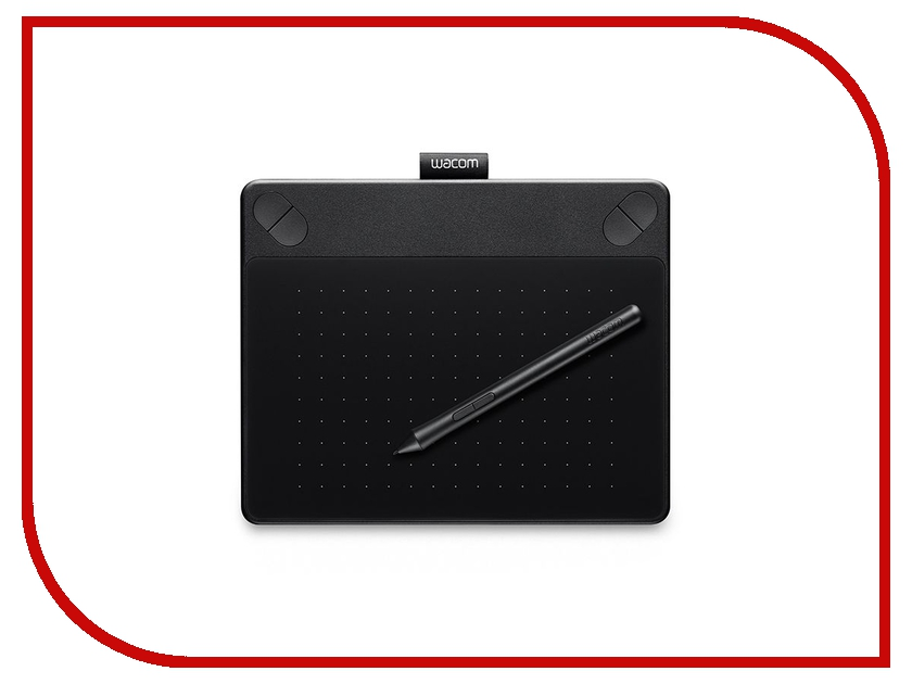 Графический планшет Wacom Intuos Photo PT S Black CTH-490PK-N
